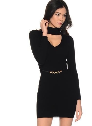 Lipsy Elbise Siyah